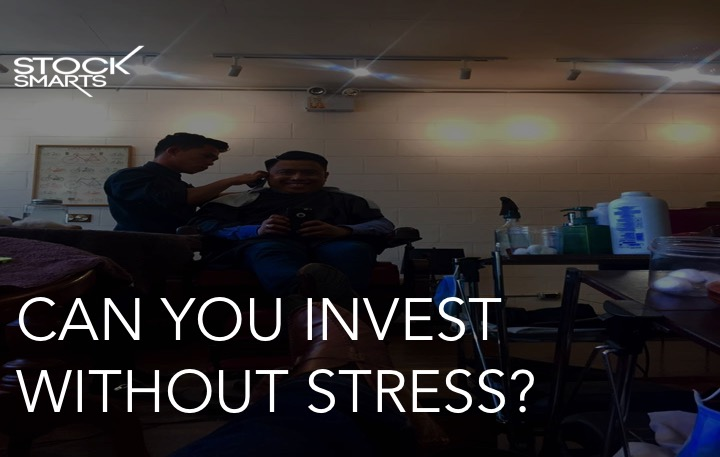 stress free investing