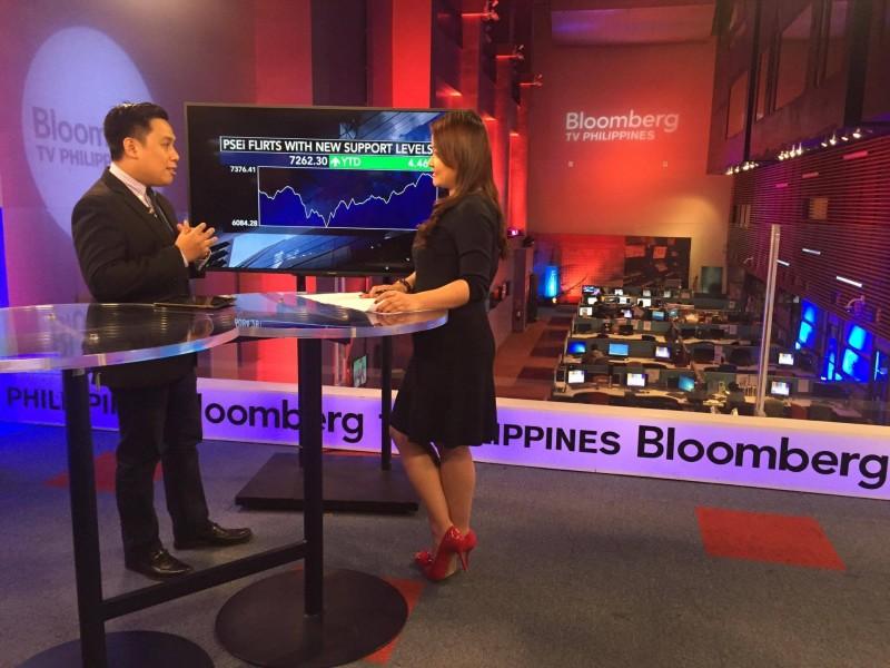 PSEI Update Bloomberg
