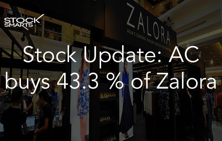 AC buys Zalora