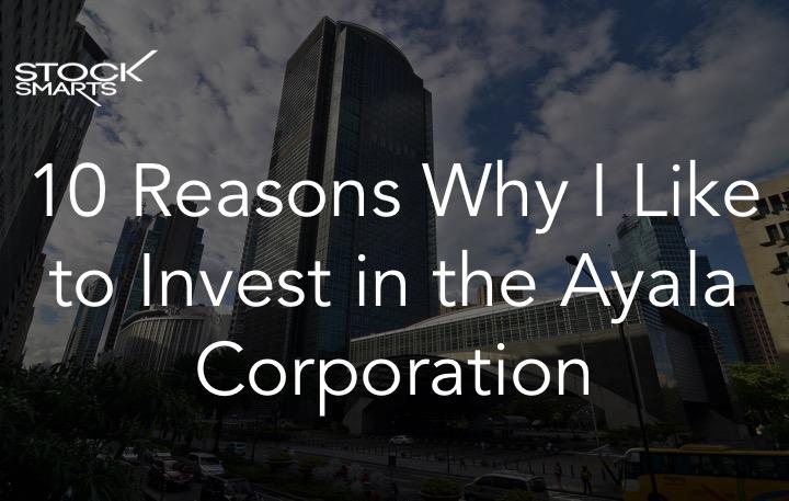 Ayala Corp Investing