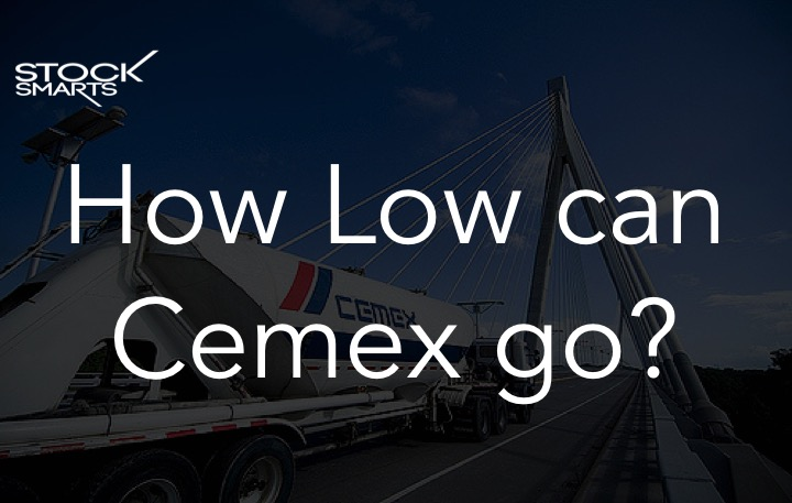 Cemex dropping