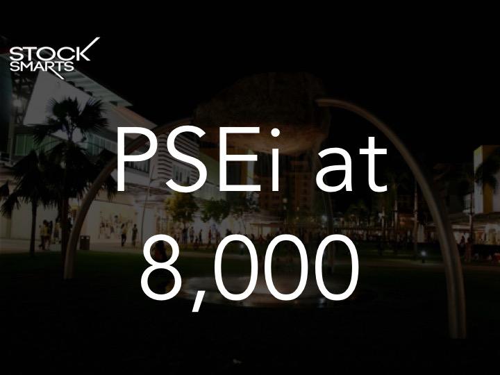 PSEi 8000