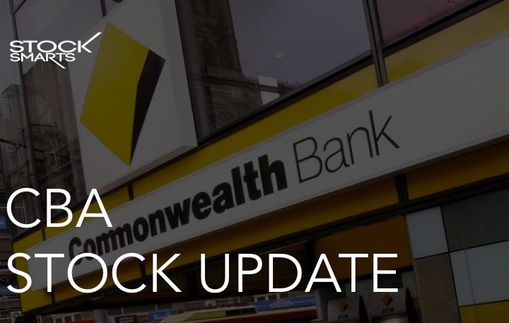 CBA Stock Update