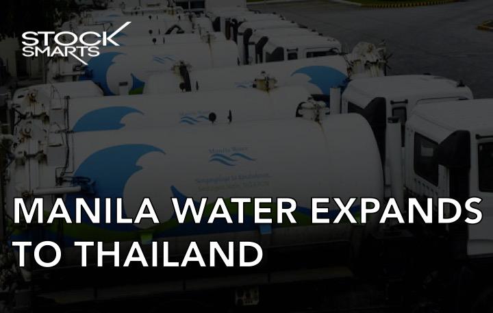 MANILA WATER STOCK PICK