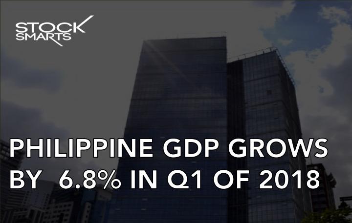 Philippine GDP 2018