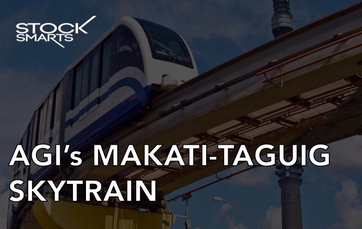AGI Makati train