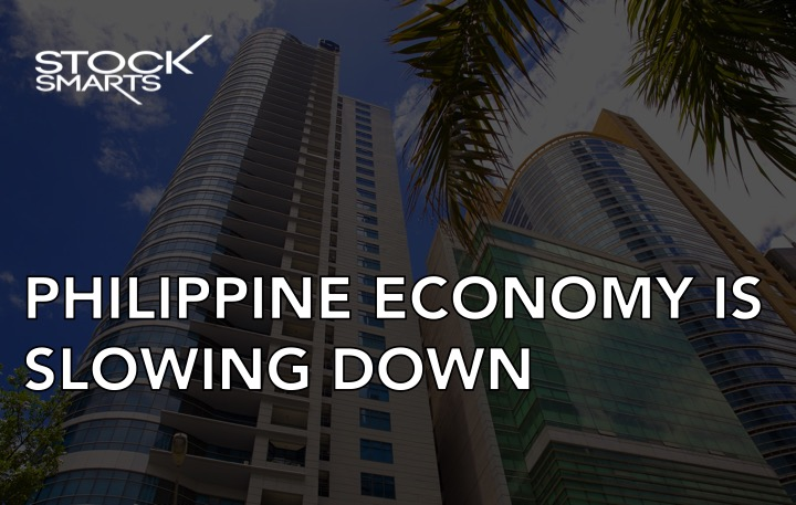 Philippine Economy is slowing down